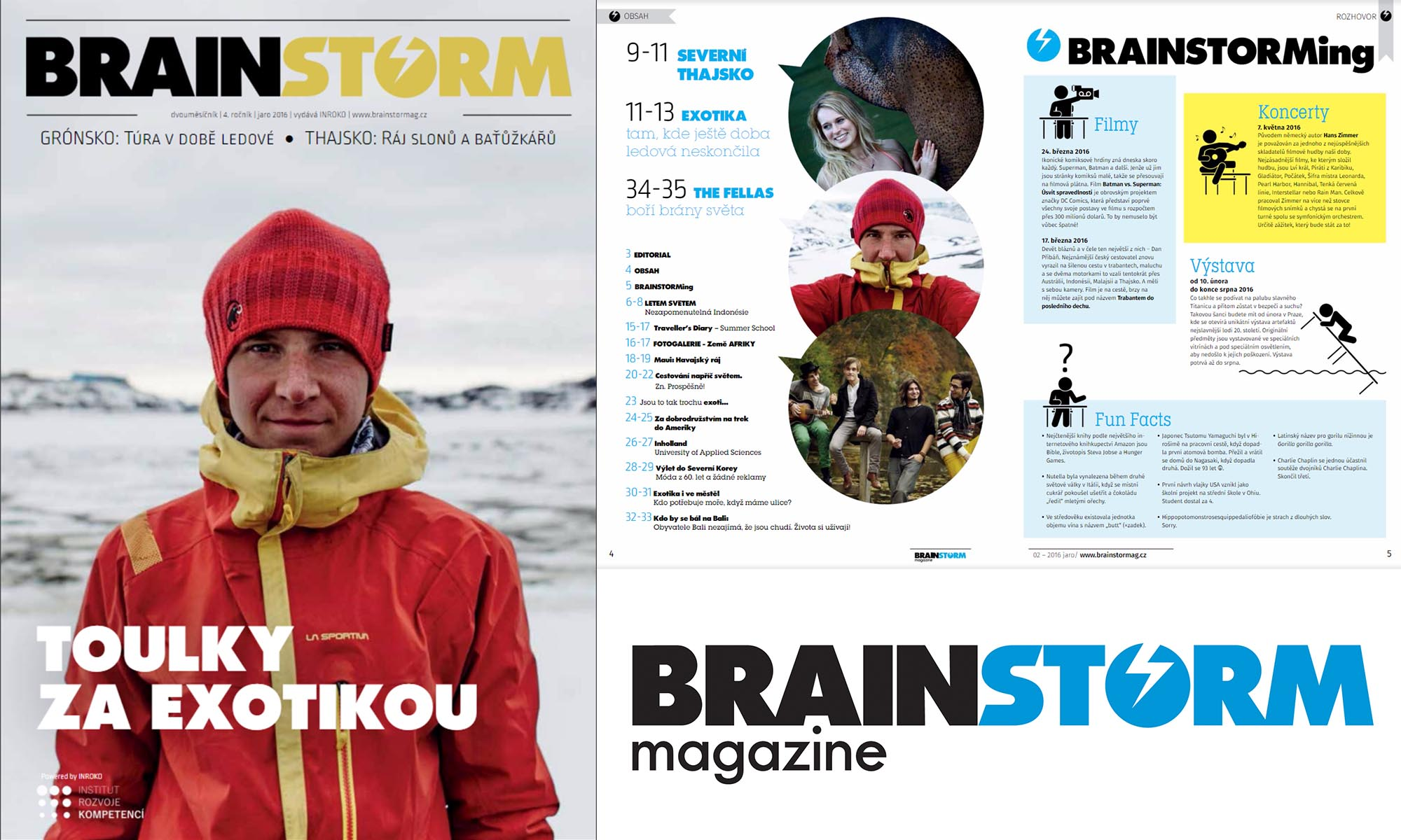 Magazín Brainstorm