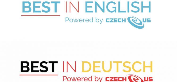 Chystá se další ročník soutěže BestInEnglish a BestinDeutsch